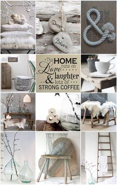 This Home runs on Love, Laughter & Lots of Strong Coffee.