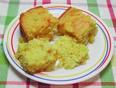 The Iowa Housewife: Little Texas Cornbread (Gluten-free)