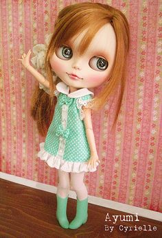 Perfectly cute now >____< by Cyrielle 1, via Flickr