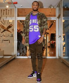 f5257796e2f968 20 Best Jordan 1 court purple outfits images in 2019