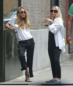 Mary-Kate and Ashley Olsen - Page 58 - the Fashion Spot