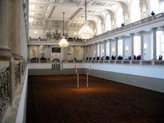 Spanische Hofreitschule, Vienna