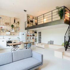 Ons Dorp by Standard Studio in Amsterdam, The Netherlands. ————————————————————— Photo Via @luxurylifestylemagazine! #designandlive