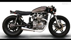 more or less, this is what I want to do with my wife's CX500