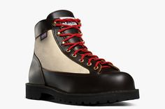 Danner x Beckel Canvas limited edition boots