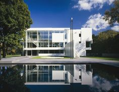 Rachofsky House – Richard Meier & Partners Architects