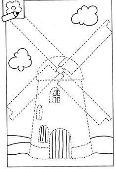 Nederland  Start van het thema  - Er hangt een grote landkaart van Nederland in de klas.- We maken een thematafel met typische Nederlandse dingen zoals, klompen, molens, de Nederlandse vlag en drop.       Kring activiteiten - We bekijken de landka