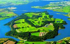 The best of Ireland golf  at Fota Island. Golf stay offers available from £125