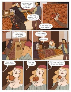 Nimona chapter 6 - page 2 | Gingerhaze
