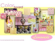 A little Summertime color inspiration...