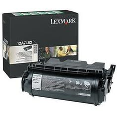 High-yield toner cartridge is designed for use with Lexmark and Toner delivers outstanding results page after page. Superior Lexmark design means precision pa Printing Supplies, Printing Labels, Office Branding, Laser Printer, Toner Cartridge, All In One, Black, Printers