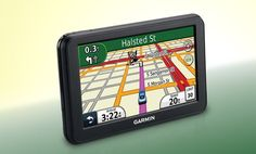 """$69.99 for a Garmin nüvi 40LM 4.3"""" GPS with Map Updates"""