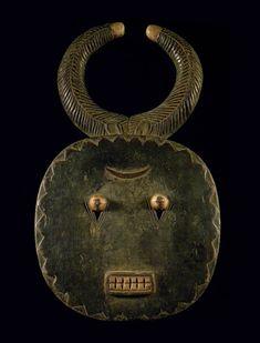 Goli of Baule black (prepreg) Masukun Mask