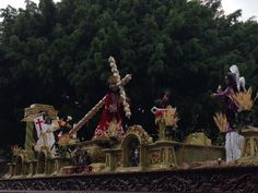 Jueves Santo, San Francisco Antigua Guatemala