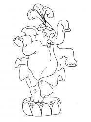 Planse de colorat cu Circul | Desene de colorat cu Circul | Circul de colorat Smurfs, Fictional Characters, Art, Activities, Blue Prints, Art Background, Kunst, Performing Arts