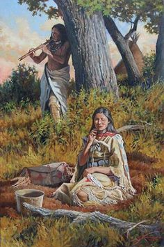 Steven Lang, western artist, original paintings available Native American Face Paint, Native American Flute, Native American Paintings, Native American Pictures, Native American Symbols, Indian Pictures, Native American Crafts, American Indian Art, Native American History