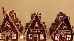 Harry Potter Gingerbread House Ideas | POPSUGAR Tech Hogsmeade Village