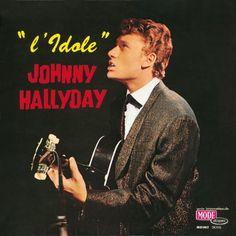 Johnny Hallyday - Lp N08: L'idole