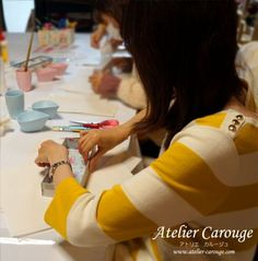Open House at ♡Atelier Carouge♡ www.atelier-carouge.com