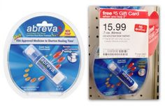 Abreva Cold Sore Treatment, Only $6.82 at Target — Save over $9.00! - http://printgreatcoupons.com/2013/10/13/abreva-cold-sore-treatment-only-6-82-at-target-save-over-9-00/