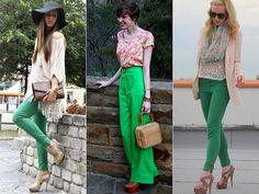 calça branca feminina - Pesquisa Google