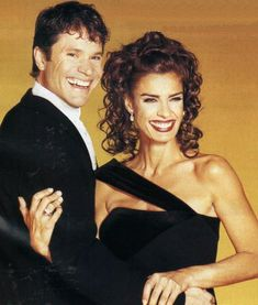 Photo of Bo and Hope for fans of Days of Our Lives. Bo and Hope Brady