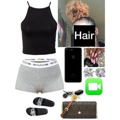 September 7th- No School (Hurricane Irma) by amournyaa on Polyvore featuring polyvore, fashion, style, NLY Trend, MICHAEL Michael Kors, Blue Nile, Apple, Oovoo and clothing