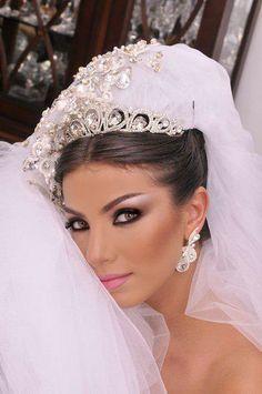 Bridal Makeup by Samer Khouzami