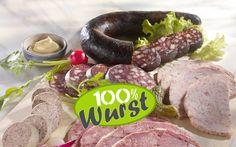 """Wurst selber machen - Das geht ganz leicht mit unserer Anleitung """"100% Wurst"""" und schmeckt sooo lecker!! http://www.expertenwissen-fuer-alle.de/shop/Gut-essen-trinken/100-Wurst.html"""