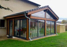 Backyard Pavilion, Patio Gazebo, Garden Room Extensions, House Extensions, Backyard Plan, Backyard Patio Designs, House Extension Design, House Design, Pallet House Plans