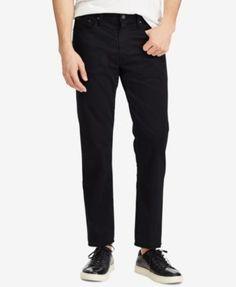 Polo Ralph Lauren Men's Prospect Slim-Straight Sateen Pants - Collection Navy 31x30