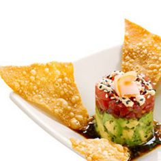 This Cheesecake Factory copy cat is elegant and sophisticated. Impress your family and friends with Ahi Tuna Tartare.