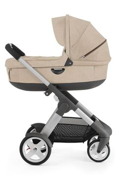 To remember for the future: Stokke 'Trailz & Crusi' Carry Cot