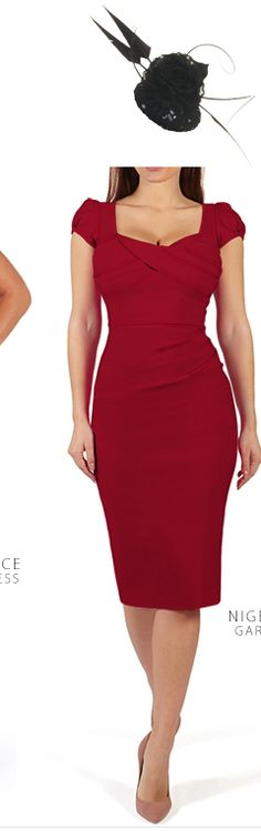 Nigella garnet red bodycon wedding guest dress: Our range of wedding outfits and celebration styles for busty women include party dresses, classic coktail dresses, velvet wrap dresses, sparkly and gold cocktail dresses, jumpsuits, bold prints, warm jewel tones , lace bodycon dresses, body-sculpting styles, little black dresses, little red dresses, velour trousers, floral tops, silk tunic tops, caped dresses, sweetheart necklines and much more.