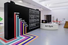 Flex Your Creative Muscles at the Art Gym | The Creators Project