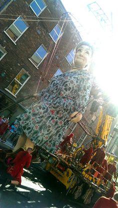 25ft Granny takes a walk