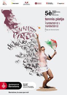 graphic design /Trofeu Internacional Ciutat de Barcelona