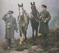Soviet Border Guards.