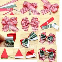 make a nice bow