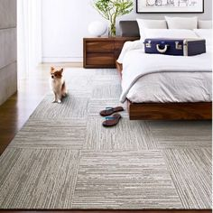 Choosing The Right Rug Flor Tile Options