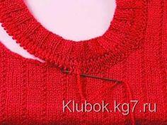 ¿Cómo vincular el orificio así que y a través de la cabeza pase, y sobre el cuello no se movía, y la forma hermosa redonda era? Baby Knitting Patterns, Free Crochet Doily Patterns, Knitting Stitches, Knitting Designs, Knitted Baby Cardigan, Poncho, Knitting Videos, Sewing For Beginners, Knit Or Crochet