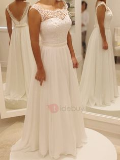 Tidebuy.com Offers High Quality Simple A Line Backless Beach Wedding Dress, We have more styles for Wedding Dresses 2016 (Free Shipping)