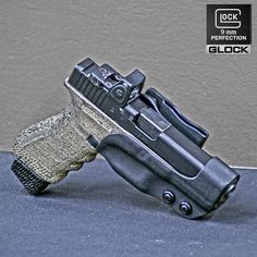 I like Glocks but also I am intrigued by this Holster and would like to know more about it.