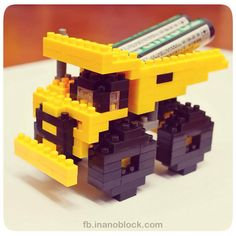 nanoblock Dump Truck ... http://fb.inanoblock.com for more