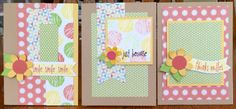 CTMH Zoe Paper Collection