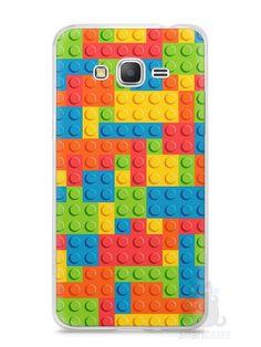 Capa Samsung Gran Prime Lego - SmartCases - Acessórios para celulares e tablets :)