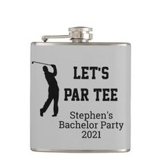 Bachelor Party Gifts, Golf Accessories, Text Color, 50th, Flask, Mockup, Gifts For Him, Barware, Unique Gifts