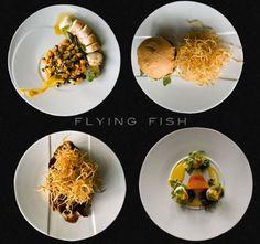gourmet restaurant Flying Fish, Grand Bahama