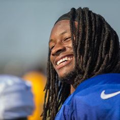 Todd Gurley. Running back for the Los Angeles Rams.