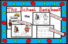 This file 18 paged file contains 3 effective teaching components that align with common core standards to help your students develop confidence and enthusiasm in reading and writing. The sight word focus in this book is the word-the. There is a color teac